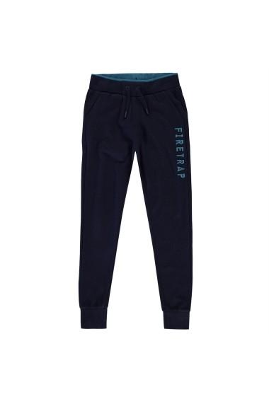 Pantaloni sport Firetrap 48100522 Bleumarin