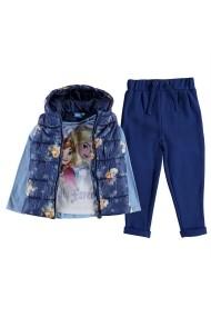 Set vesta, bluza si pantaloni Character 29701122 Albastru