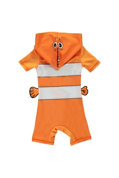 Costum de baie intreg Character 35021391 Portocaliu