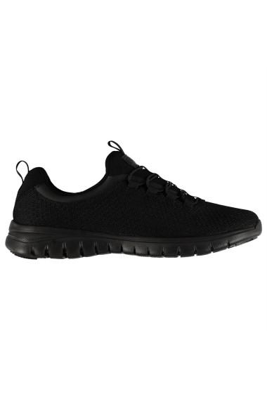 Pantofi sport Fabric 23427003 Negru