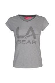 Tricou LA Gear 65416491 Gri