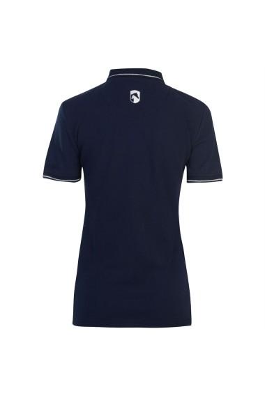 Tricou Polo Requisite 63609622 Bleumarin