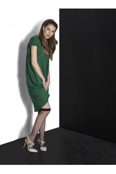 Rochie Couture de Marie verde Feel Free