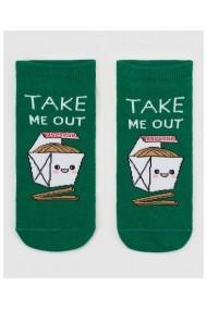 Чорапи EASY WEAR ECS-A25320203 зелен
