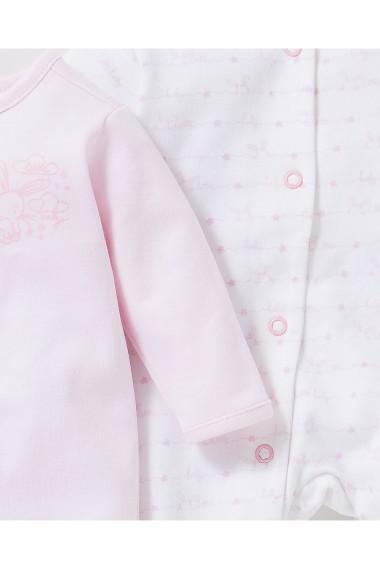 Set 2 pijamale COTTON JUICE A24657916 Roz - els