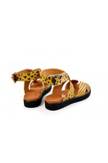 Sandale NEEFS NSN203 multicolor - els