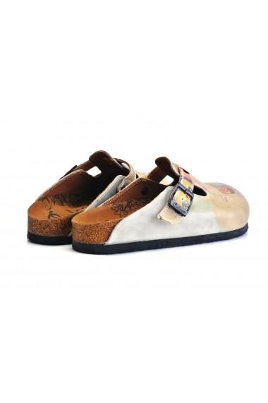 Papuci CALCEO CAL360 Multicolor