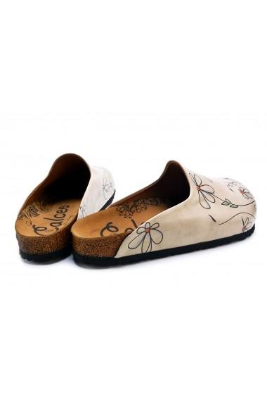 Papuci CALCEO CAL1410 Multicolor