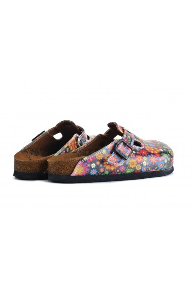 Papuci CALCEO WCAL357 Multicolor