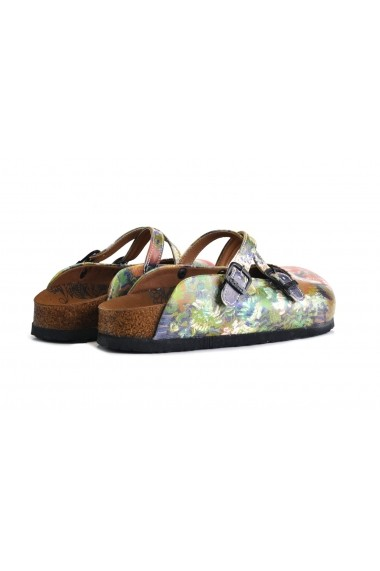 Papuci CALCEO WCAL159 Multicolor