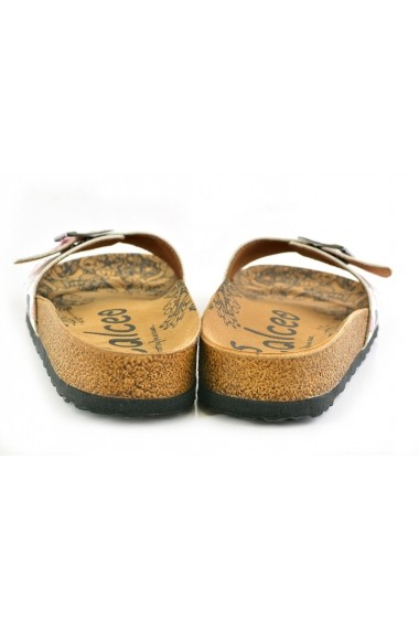 Papuci CALCEO CAL906 Multicolor