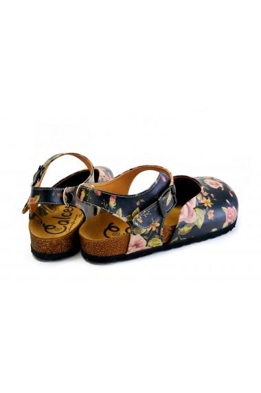 Sandale CALCEO CAL1604 Multicolor