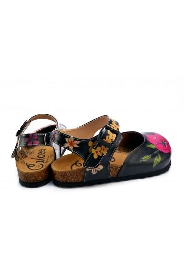 Sandale CALCEO CAL1609 Multicolor