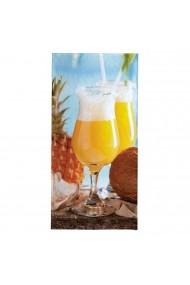 Prosop de plaja Ecemre 075-001 80x155 multicolor