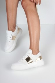 Pantofi sport Inan Ayakkabi INAY5655BYDGD alb