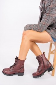 Ghete Fox Shoes G652072409 Rosu