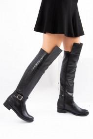 Cizme Fox Shoes E726561809 Negru