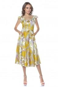 Rochie de zi midi Lille Couture LIL19RZM-054 Roxy Galbena