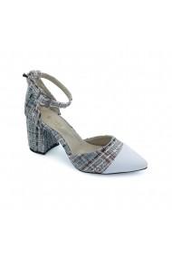 Sandale material textil Torino 119-15 Multicolor