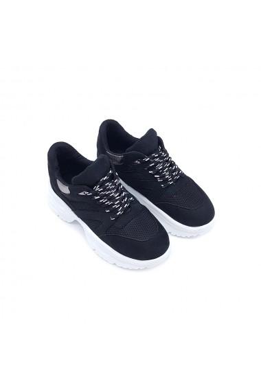 Pantof sport Torino 18 negru