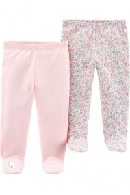 Set 2 pantaloni Carters floral