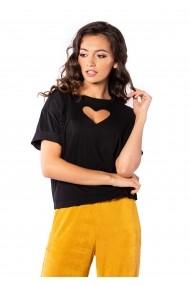 Tricou Carolina D T-Shirt No13 Negru