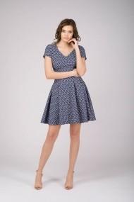 Rochie Barocca Fashion RB PV 16-43 Albastru