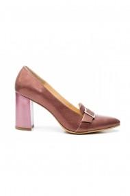 Pantofi cu toc Thea Visconti 113-19-177 Roz