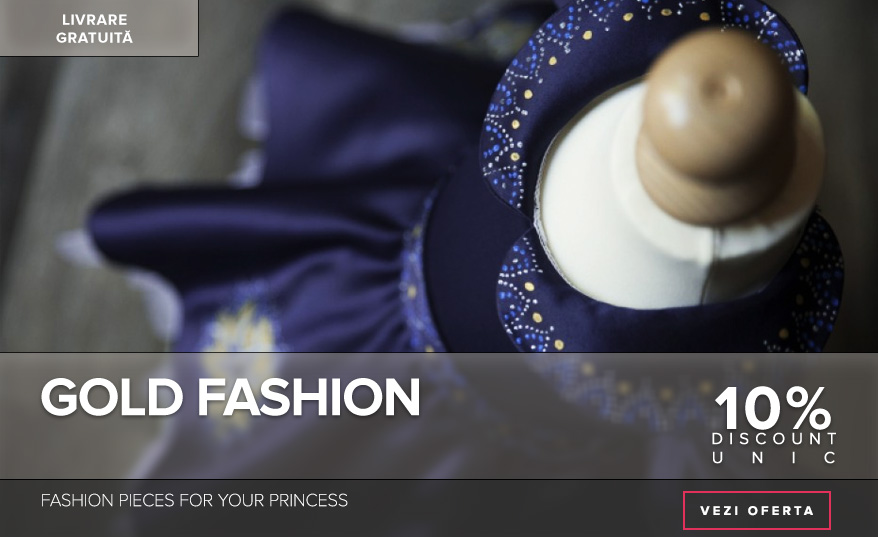 Fashion pieces for your princess