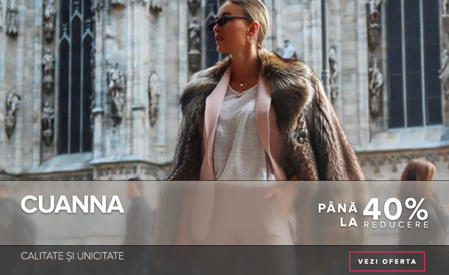 New winter collection by Cuanna