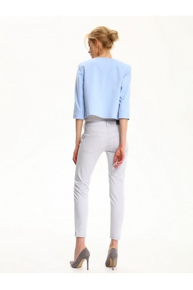 Pantaloni skinny Top Secret TOP-SSP2486GB gri deschis