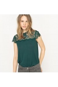 Tricou R edition 6175210 Verde inchis