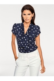 Bluza Ashley Brooke 006764 bleumarin