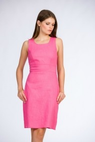 Rochie Be You roz din in
