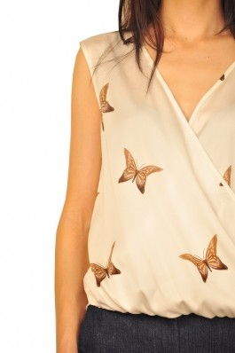 Bluza RVL A Lifetime Butterfly