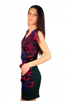 Rochie RVL Fashion Secret Garden