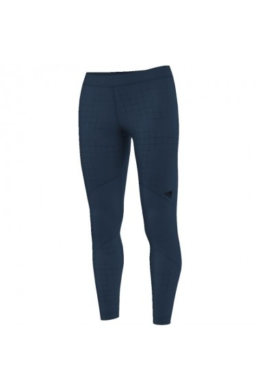 Pantaloni sport pentru femei Adidas  Techfit Coldweather Long Tight AOP W AY6119