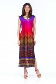 Rochie Sense Summer Time ciclam