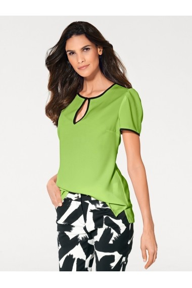 Bluza Ashley Brooke 008940 verde