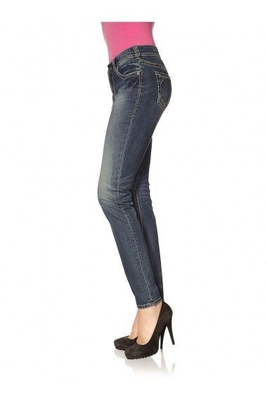 Jeansi Skinny Best Connections 133667 albastru
