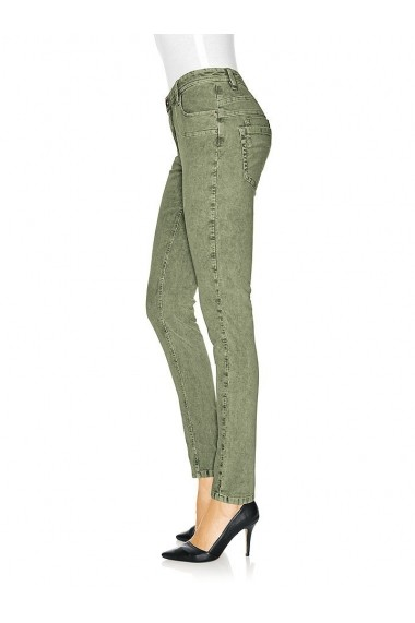 Jeansi Skinny Best Connections 156618 verde