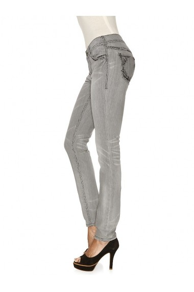 Jeansi Skinny Best Connections 196386 gri