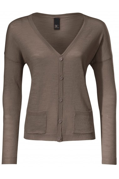 Cardigan Best Connections 051356 gri