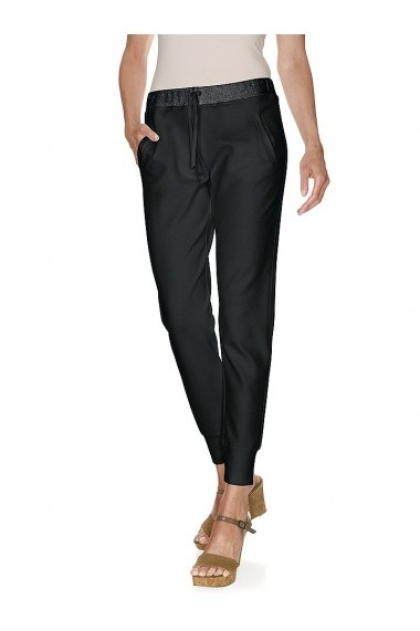 Pantaloni drepti Best Connections 194296 negru