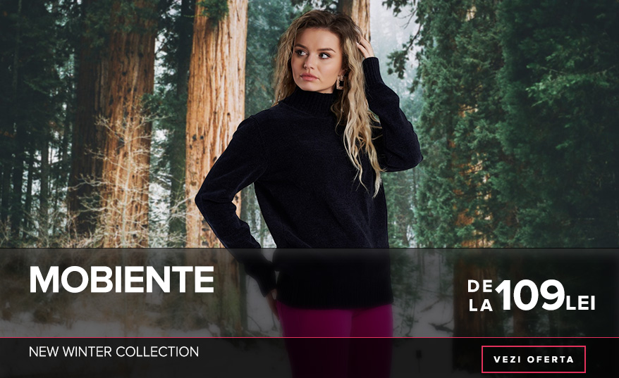 New winter collection by Mobiente
