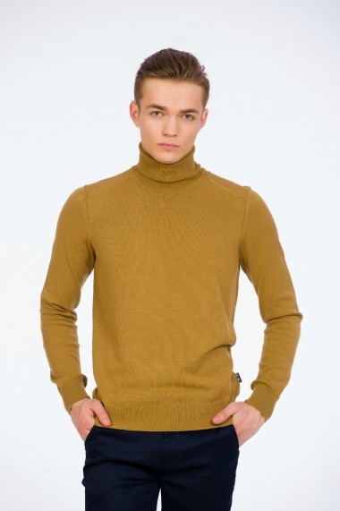 Pulover Be You 0596 camel