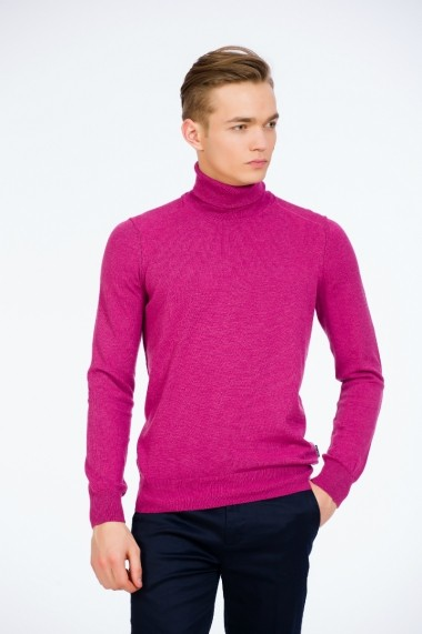 Pulover Be You 0596 fucsia