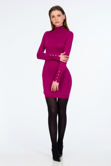 Rochie Be You 0601 mov fuchsia