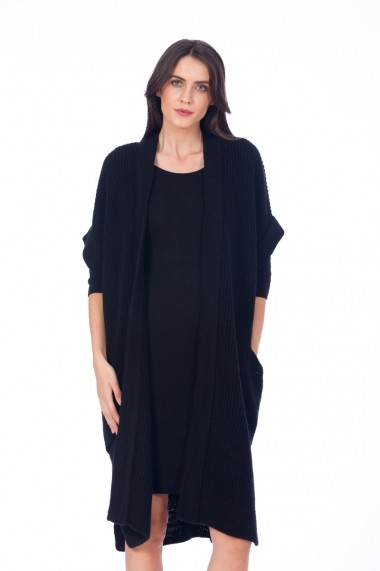 Cardigan Be You 0643 negru