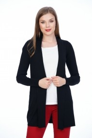 Cardigan BE YOU 0672 Negru